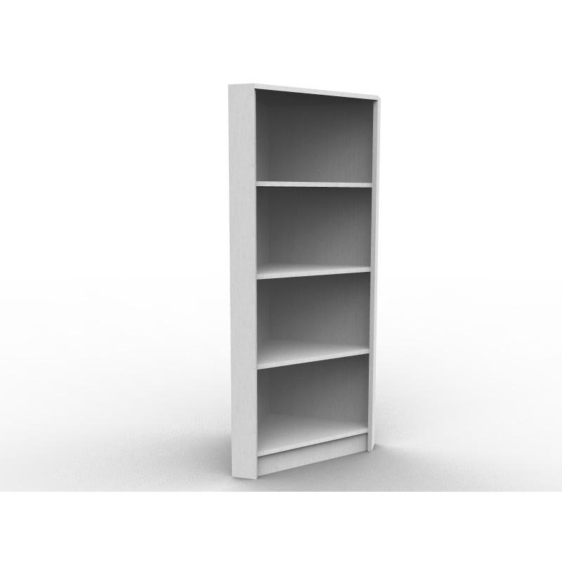 Bibliothèque d'angle sur mesure Virginie