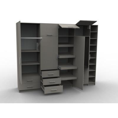 Custom Made Cabinets And Wardrobes Aryga