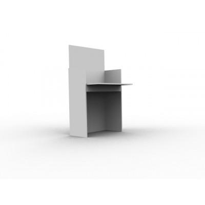 Bureau cube sur mesure