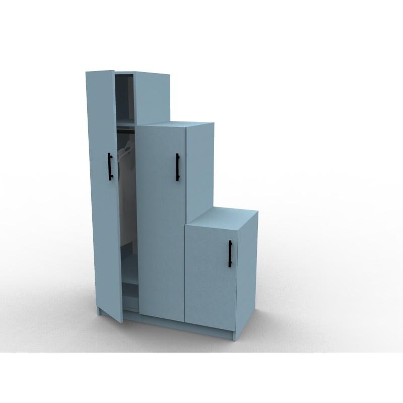 meuble sous pente placard modle smalt