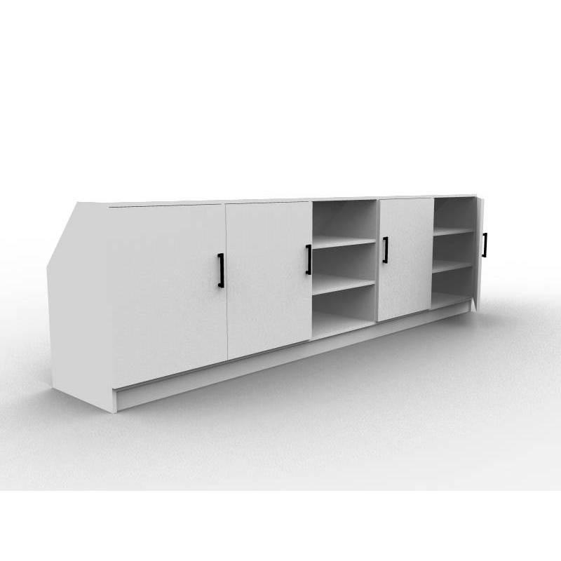 Custom-made attic' furniture