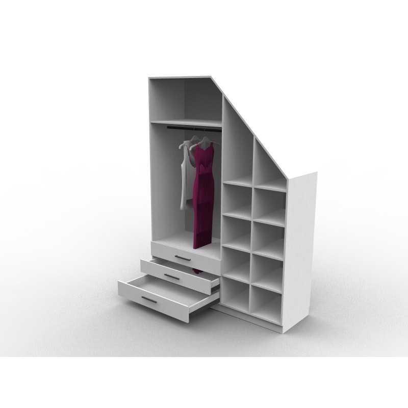Helpingthehomemaker com meubles sous pente home designs ideas - Meuble sous pente castorama ...