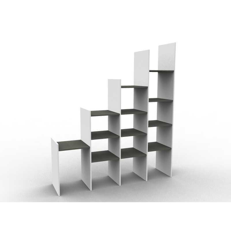 etag re sous escalier s rie isabelle sans encadrement aryga. Black Bedroom Furniture Sets. Home Design Ideas